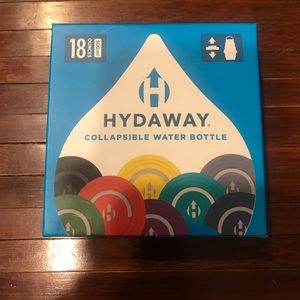 Hydaway Collapsable Water Bottle